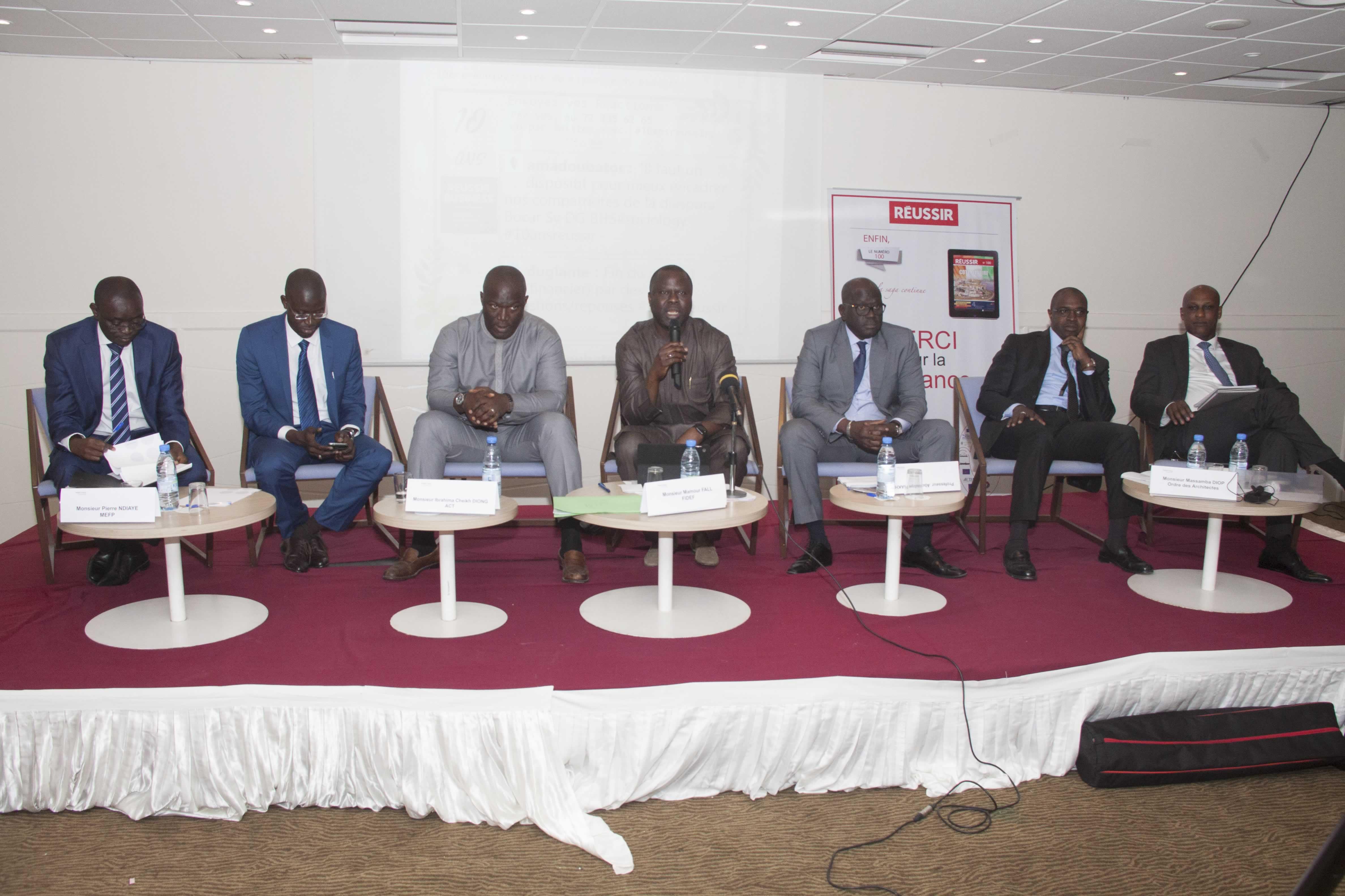 Le secteur privé hausse le ton la référence du business au sénégal