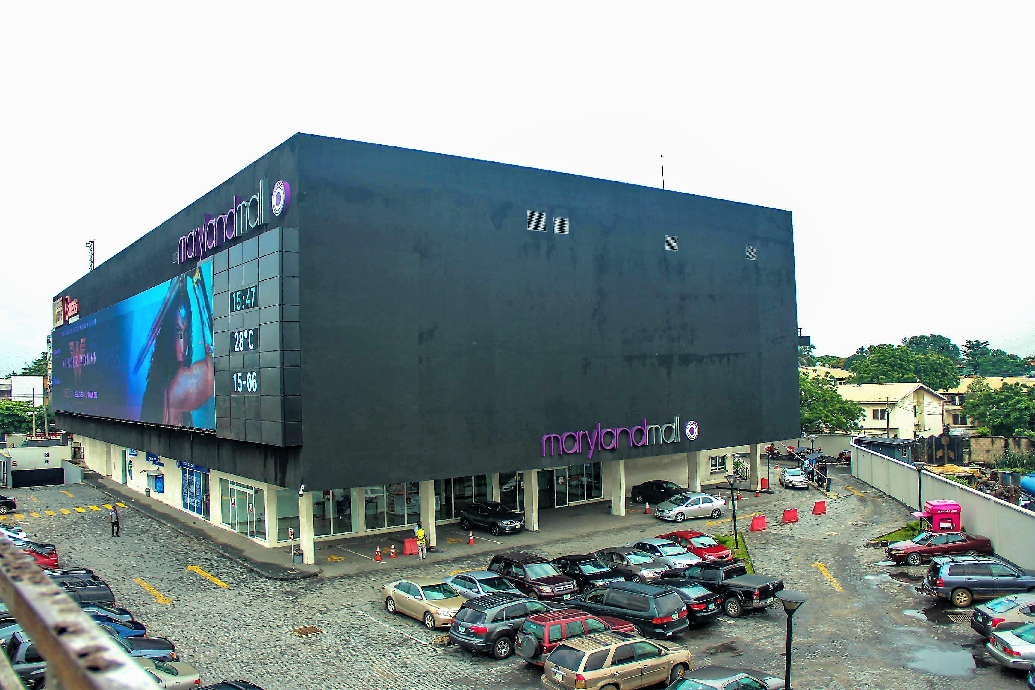 Financement centre commercial
