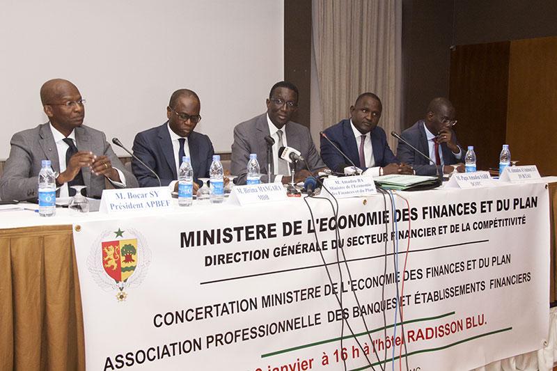 Concertation MEFP-APBEFS : les établissements financiers égrènent un chapelet de doléances devant la tutelle