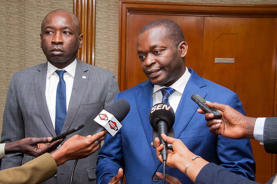 Alioune Sarr, Ministre du Commerce et des PME : «Le Sénégal finalise un projet de loi portant développement des PME»