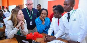 « Airbus Little Engineer » Kenya : Pour intéresser les enfants à la Technologie