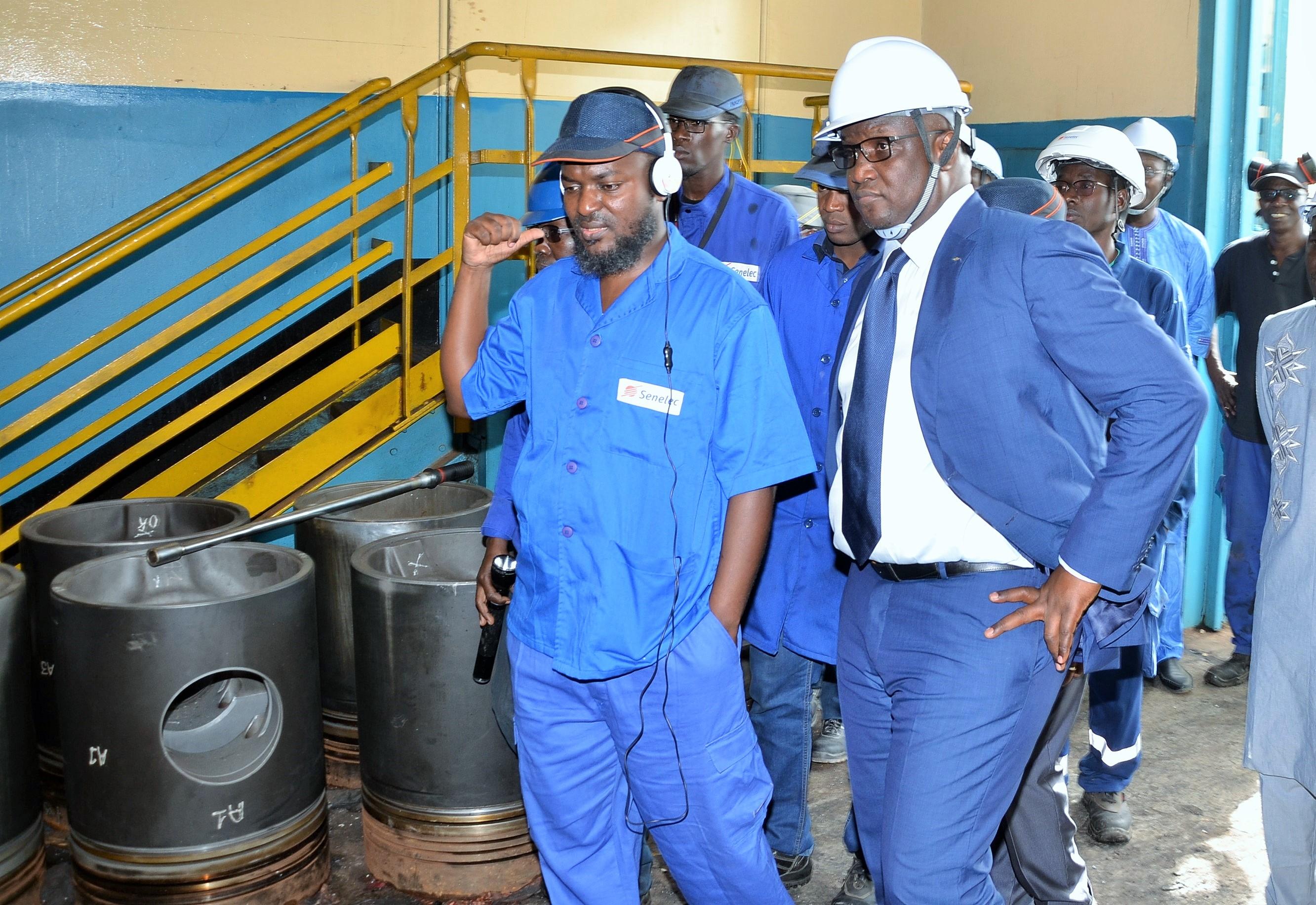 Mouhamadou Makhtar Cissé, DG Senelec : «Ce que nous comptons faire de Senelec à l'horizon 2020»