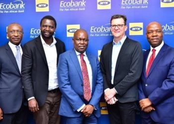 Le Groupe Ecobank s'associe à MTN pour renforcer l'inclusion financière en Afrique