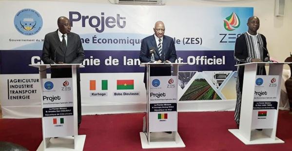 Afrique de l'Ouest: Lancement d'une zone économique spéciale