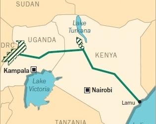 Le Kenya commence l'exploitation de son pétrole à partir de Juin 2018