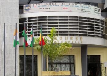 BRVM: Visite des Présidents de Delloite France et  Afrique francophone à la BRVM