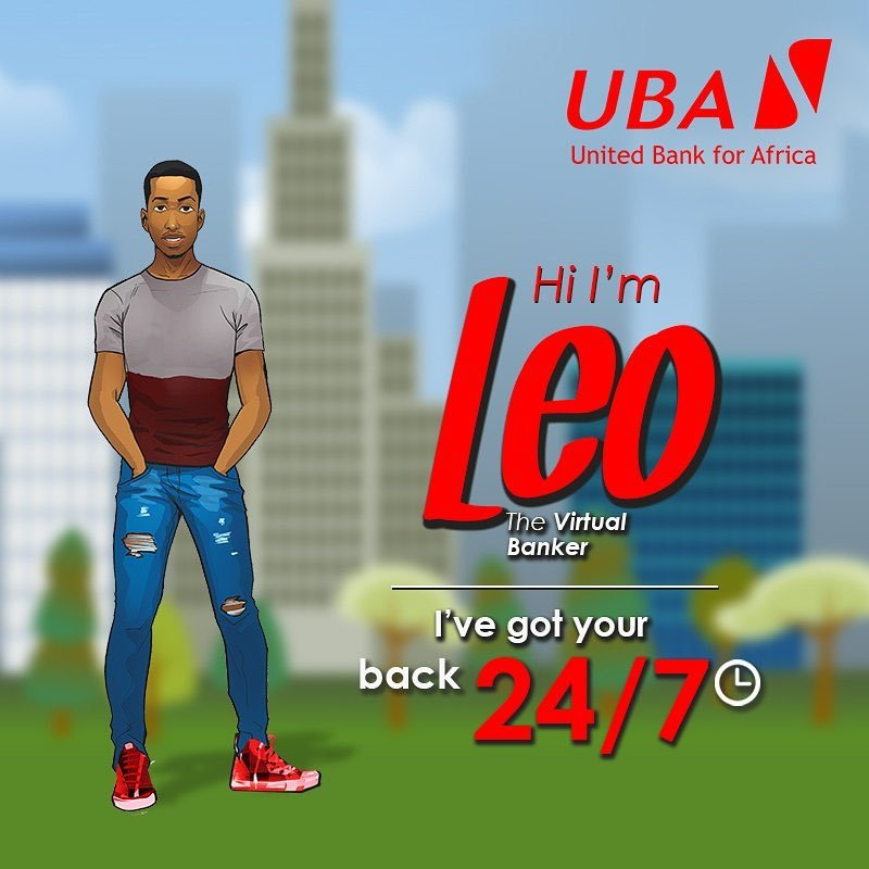 UBA lance Léo : son banquier virtuel