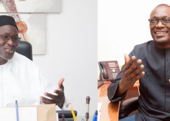 «Ce sont les yeux qui ont faim, et pas le ventre, et ça, l'industrie alimentaire l'a bien comprise…», Cheikh Tidiane Guéye (TCT Mobile Sénégal)
