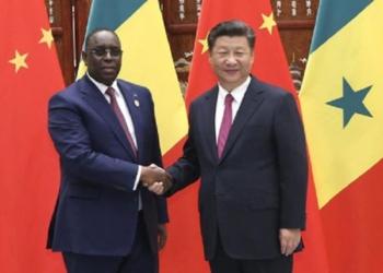 Xi Jinping en visite au Sénégal, avant le Rwanda et l'Afrique du Sud