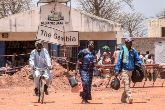 Africa Check confirme que la Gambie et le Sénégal sont parmi les pays les plus pauvres au monde