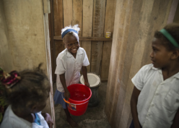 Assainissement : UNICEF et LIXIL  coopèrent pour un  « Make a Splash, Toilets for All »