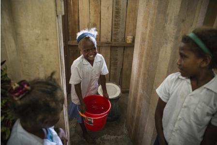 Assainissement : UNICEF et LIXIL  coopèrent pour un  « Make a Splash, Toilets for All »