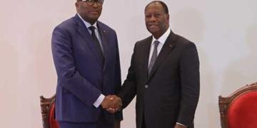 Le Burkina Faso et la Côte-d'Ivoire signent quatre accords de coopération