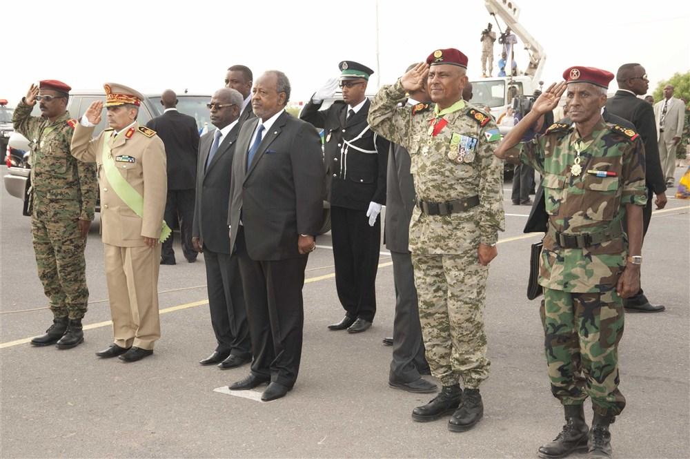 Commerce d'armes illégales à Djibouti: un rapport d'EXX Africa vise de hauts fonctionnaires