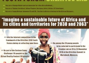 8ème édition Africités: Un sommet dédié aux jeunes