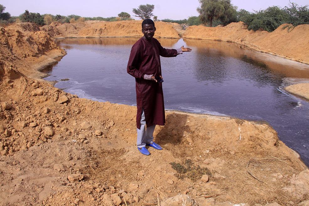 Assainissement et gouvernance locale: Mbacké octroie un site de 20ha à l'Onas pour la réalisation d'une station d'épuration et de traitement