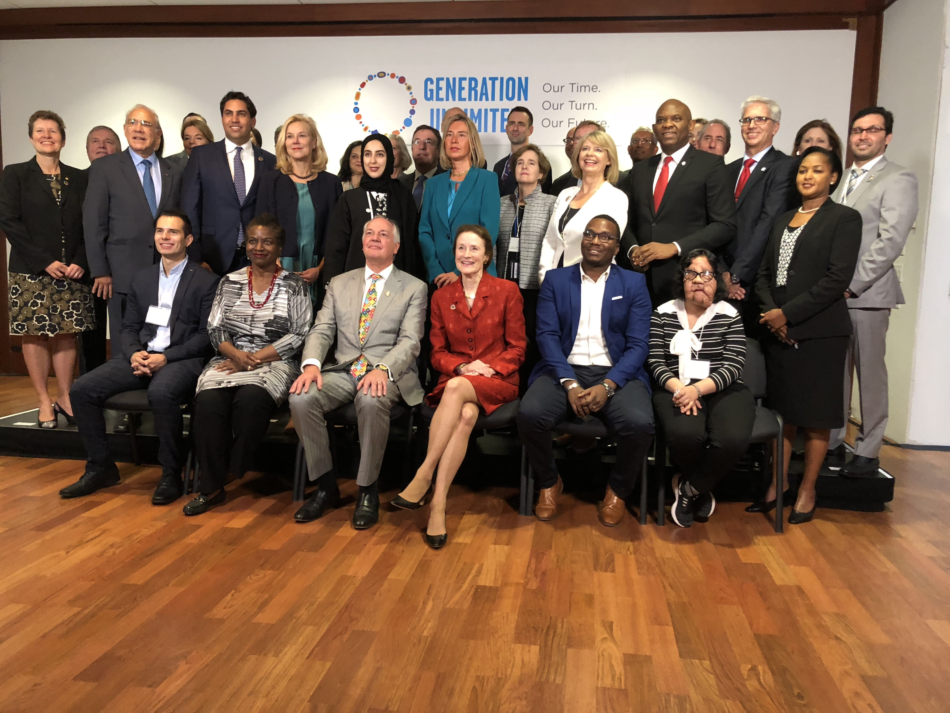 Jeunesse 2030 : Tony Elumelu rejoint Conseil du Partenariat Generation Unlimited
