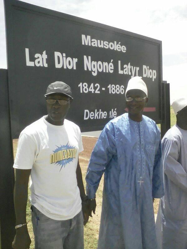Valorisation culturelle: La presse sur les traces de Lat Dior, dernier Damel du Cayor