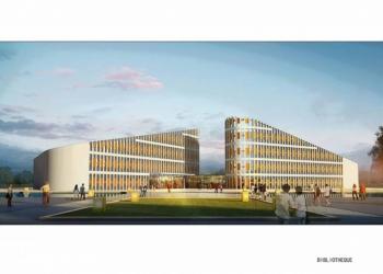 Envol Immobilier décroche le contrat pour la construction l'université de San Pedro en Côte d'Ivoire.