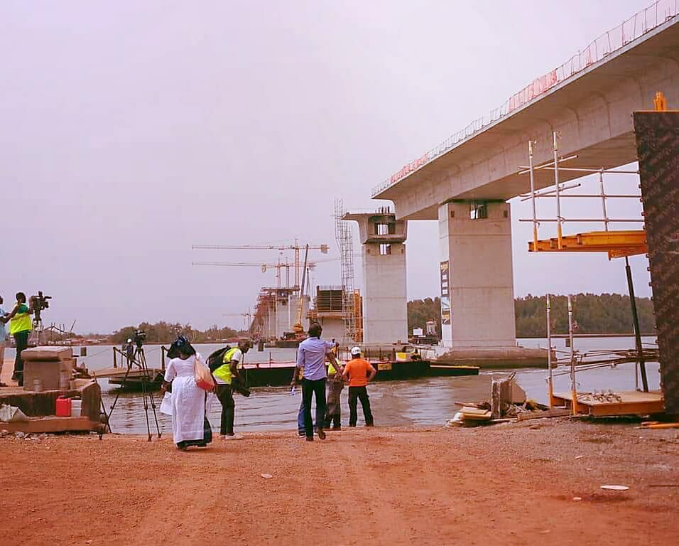 Transport: Le pont de Farafégné sera ouvert à la circulation dès 2019, (Macky Sall)