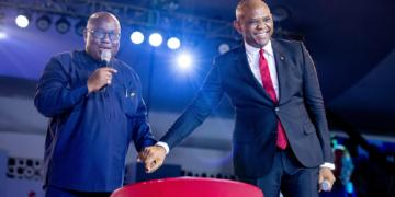"""""""L'entrepreneuriat est le catalyseur du développement économique de notre continent"""", Tony Elumelu"""