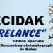 Le ministre sénégalais de la culture, Abdou Latif Coulibaly félicite le comité d'organisation des RECIDAK