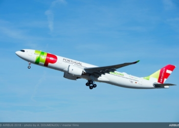 Transport aérien: TAP Air Portugal réceptionne son premier A330-900