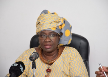 « Faire du Sénégal, une référence en termes de gestion minière », Aissatou Sophie Gladima, ministre des Mines et de la Géologie