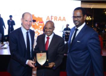 Ethiopian primée meilleure compagnie africaine