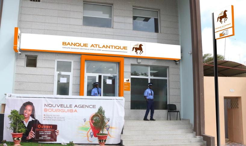 Changement identité visuelle : La nouvelle charte graphique de Banque Atlantique Guinée-Bissau et Sénégal installée