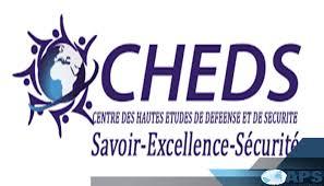 Lancement du 4e cours Master Défense, Sécurité et Paix du CHEDS