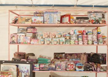 Fêtes de fin d'année : Les jouets, vedettes des marchés