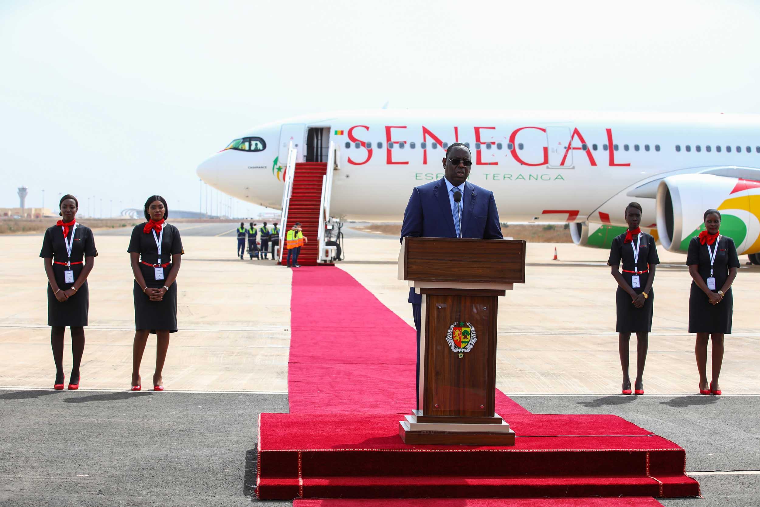 Air Sénégal réceptionne son premier Airbus A330-900 néo
