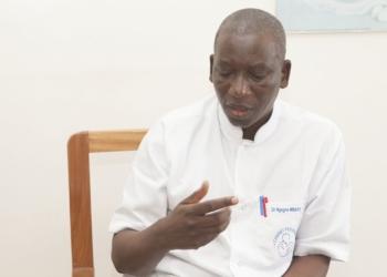 Pédiatrie : Dr Ngagne Mbaye ou le pari d'un retour gagnant