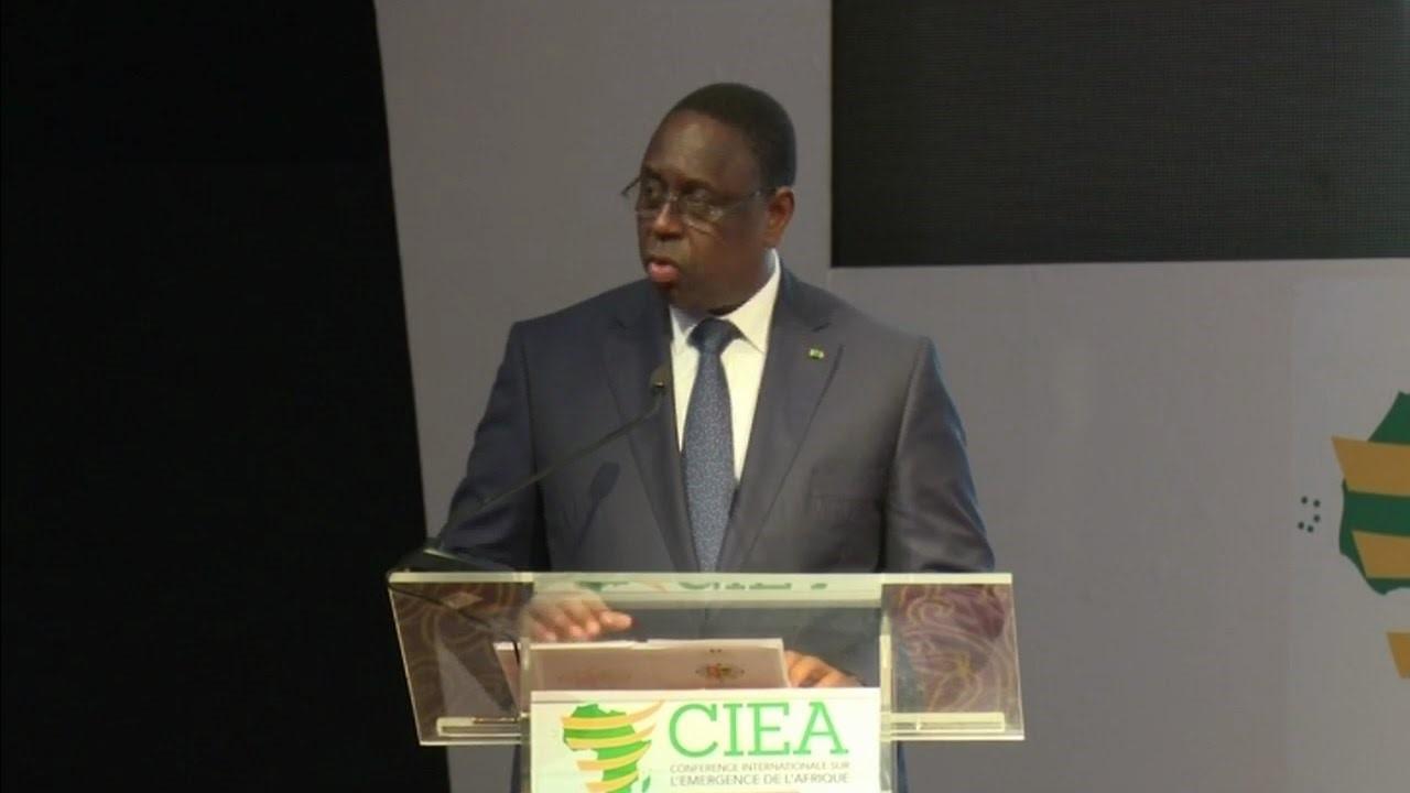 Dakar abrite la 3 eme édition de la Conférence Internationale sur l'Émergence de l'Afrique