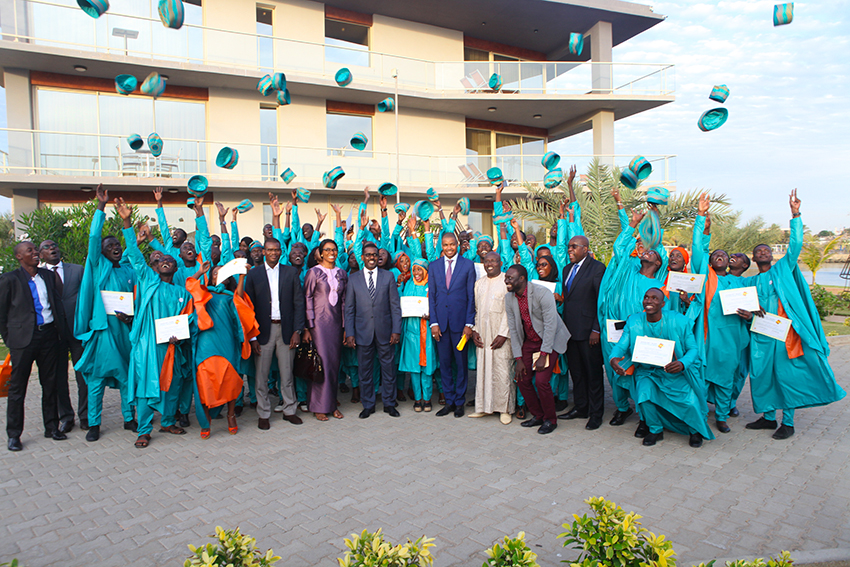 1ere promotion de Sonatel Academy, taux de réussite de 97%
