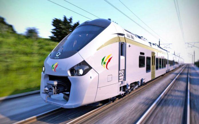 Macky Sall réceptionne le premier TER du Sénégal