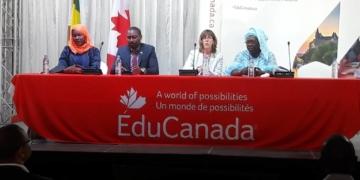 Plus de 2000 jeunes à la 10ème édition du Salon EDUCANADA à Dakar