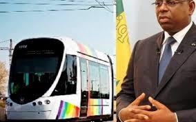 Le TER ne sera fonctionnel qu'à la fin des tests, assure Macky Sall