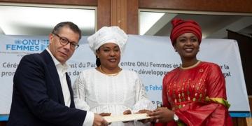 HeForShe : 1 milliard de BNP Paribas à ONU Femmes pour l'autonomisation des sénégalaises
