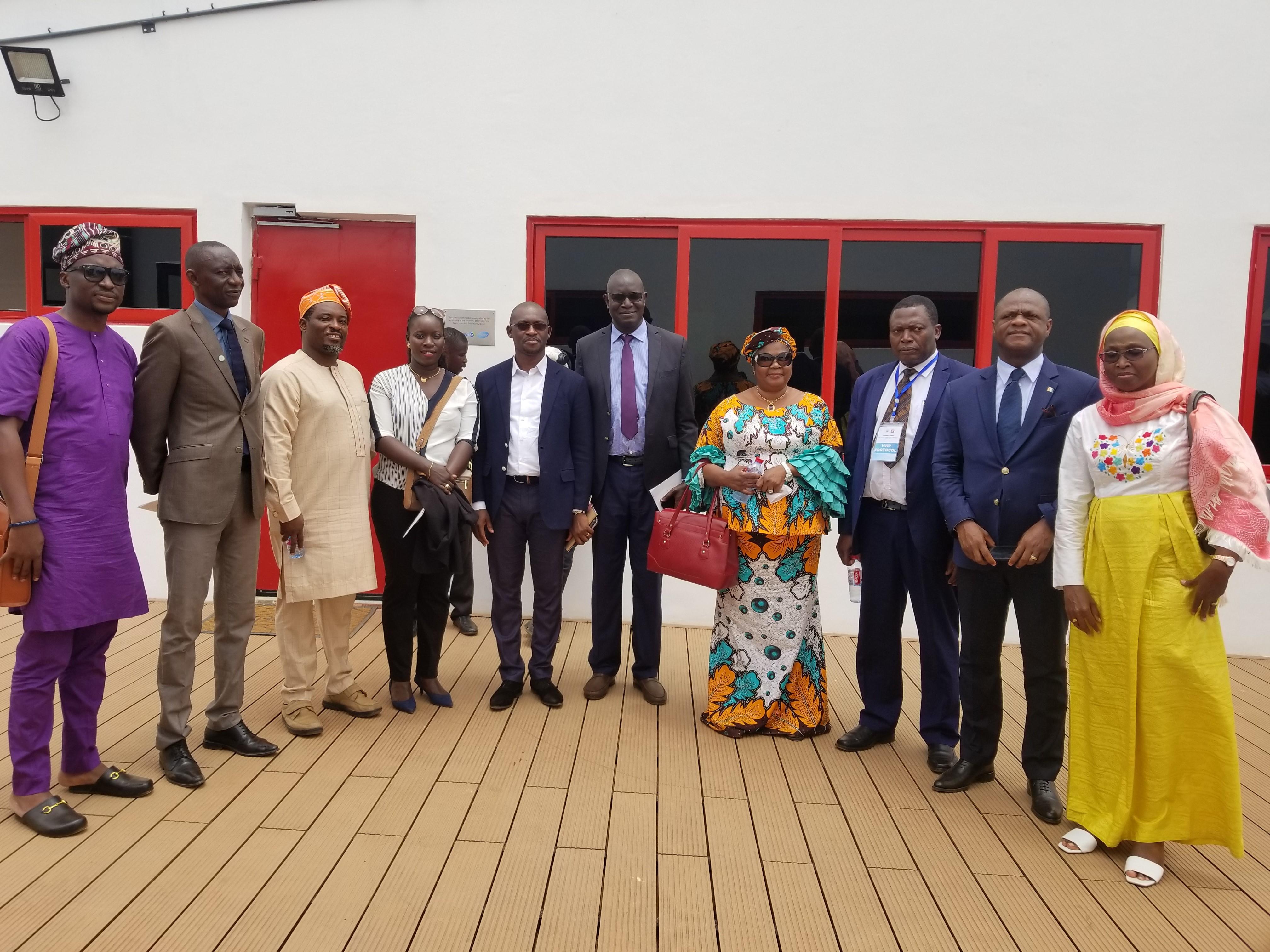 Le Sénégal s'achemine vers la livraison de produits médicaux essentiels par drone