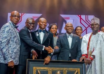 Gala spécial 'CEO Awards': Les 70 ans de UBA fêtés