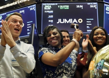 Jumia s'introduit à la Bourse de New York