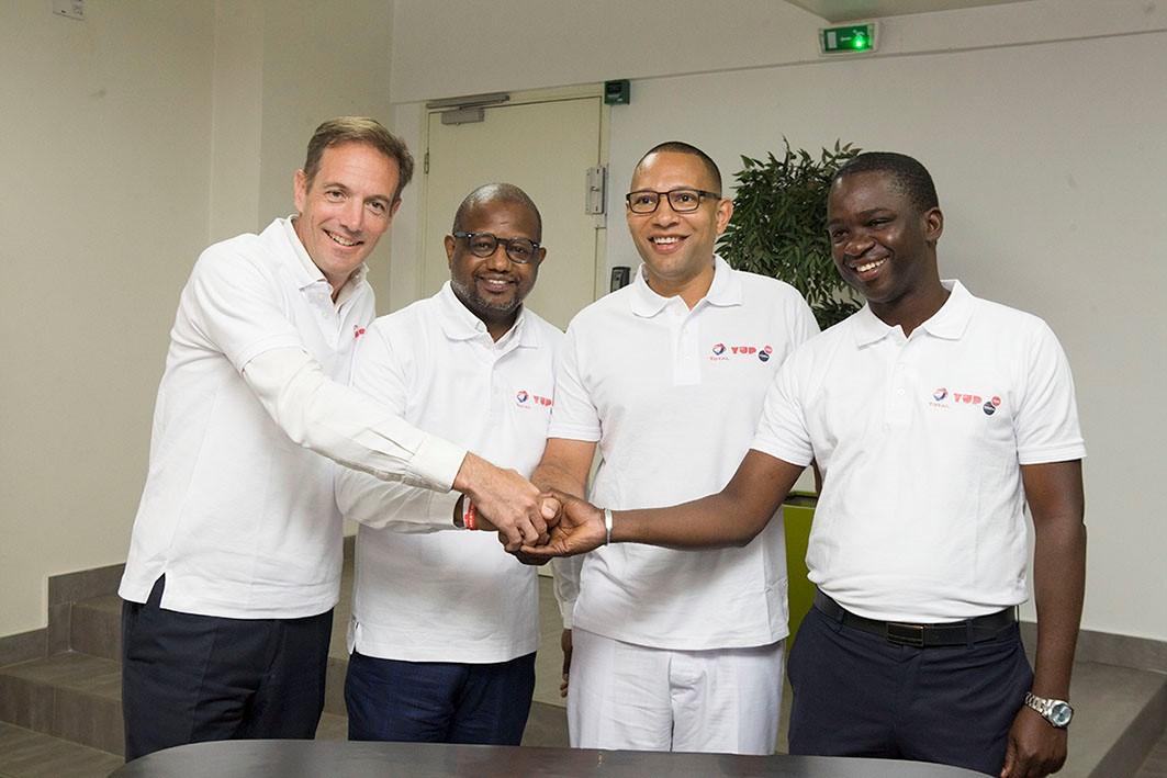 Partenariat YUP Total Sénégal : Concrétiser une vision commune du client