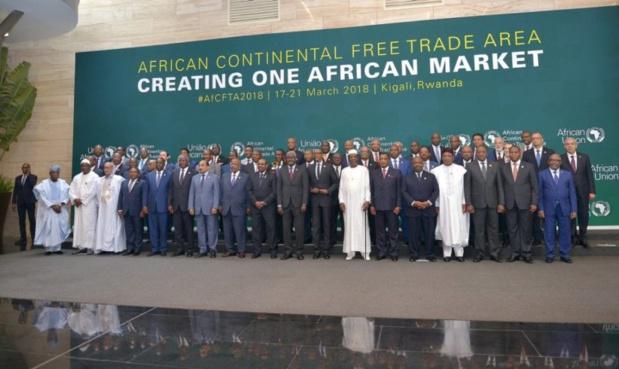 La Zone de libre-échange continentale entre en vigueur