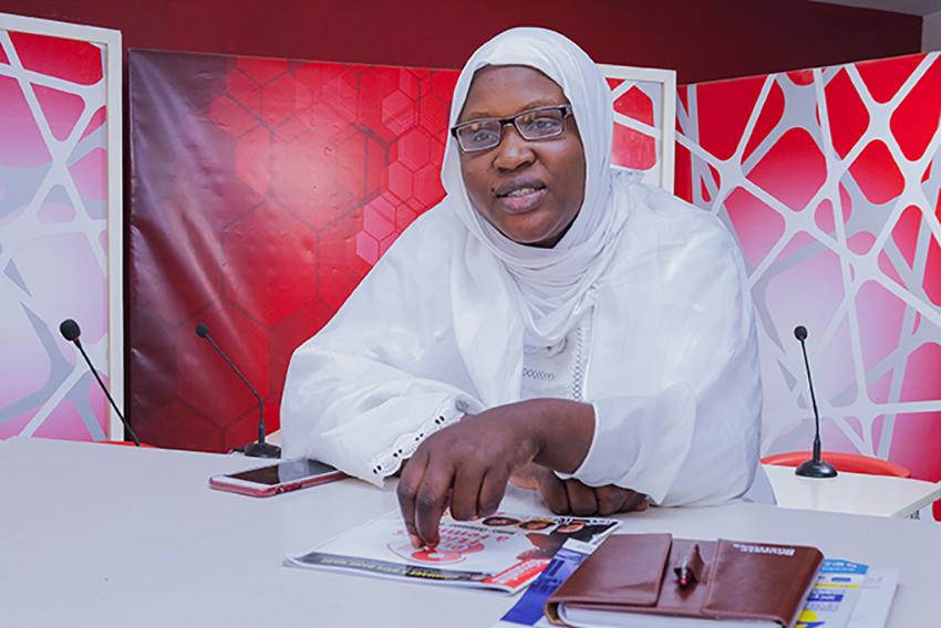 Khady Ciss Dg Réussir Business Group : « une patronne de presse venue de la banque »