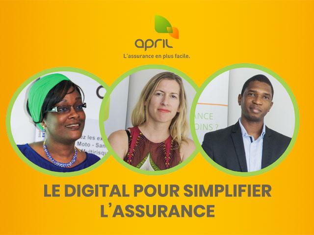 Julie Bally, Directrice régionale APRIL Afrique: « Le Digital pour simplifier l'assurance »