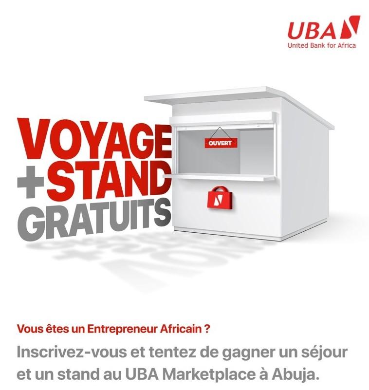 UBA Marketplace: L'innovation de la Fondation Tony Elumelu et de UBA