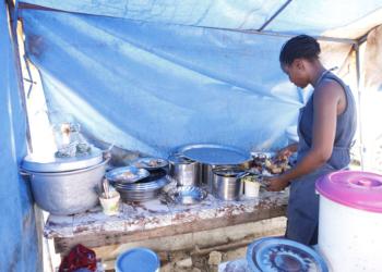 Les gargotes, un moyen d'assouvir sa faim à moindre coût