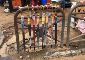 Vente de parapluies : Un business florissant en hivernage